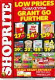 Shoprite catalogue  - 07.02.2020 - 07.05.2020.