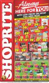 Shoprite catalogue  - 07.02.2020 - 07.06.2020.