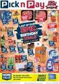 Pick n Pay catalogue  - 07.09.2020 - 07.12.2020.
