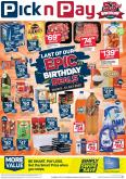 Pick n Pay catalogue  - 07.09.2020 - 07.09.2020.