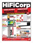 HiFi Corp catalogue  - 07.23.2020 - 07.28.2020.