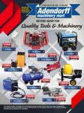 Adendorff Machinery Mart catalogue  - 07.20.2020 - 07.25.2020.