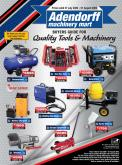 Adendorff Machinery Mart catalogue  - 07.27.2020 - 08.01.2020.