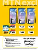 MTN catalogue  - 08.01.2020 - 08.31.2020.