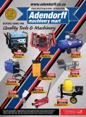 Adendorff Machinery Mart catalogue  - 08.10.2020 - 08.15.2020.