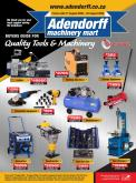 Adendorff Machinery Mart catalogue  - 08.17.2020 - 08.22.2020.