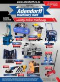 Adendorff Machinery Mart catalogue  - 08.24.2020 - 08.29.2020.