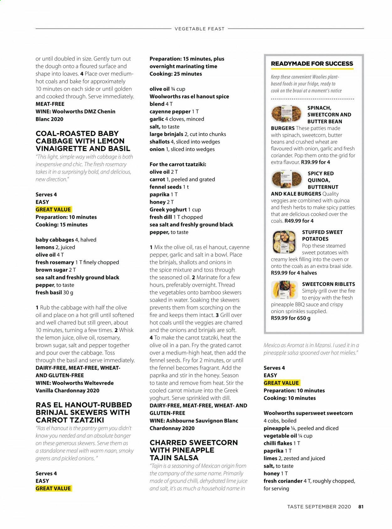 Woolworths Catalogue 09 01 2020 09 30 2020 Page 83 My Catalogue