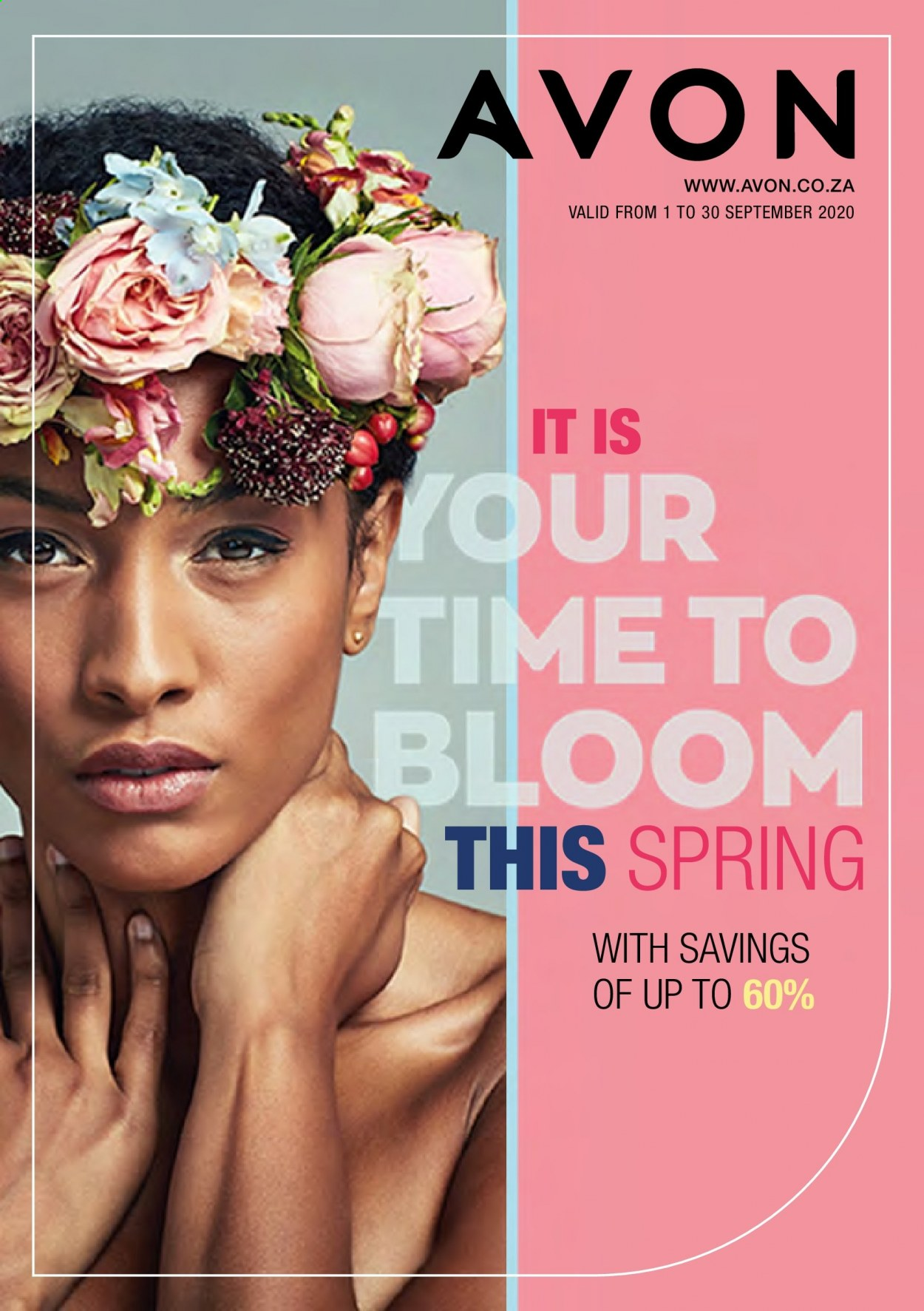 Avon catalogue  - 09.01.2020 - 09.30.2020 - Sales products - spring. Page 1.