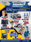 Adendorff Machinery Mart catalogue  - 09.07.2020 - 09.12.2020.