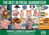 Food Lover's Market catalogue  - 09.08.2020 - 09.13.2020.