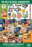 Food Lover's Market catalogue  - 09.15.2020 - 09.20.2020.