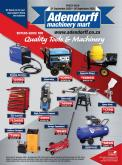 Adendorff Machinery Mart catalogue  - 09.21.2020 - 09.26.2020.