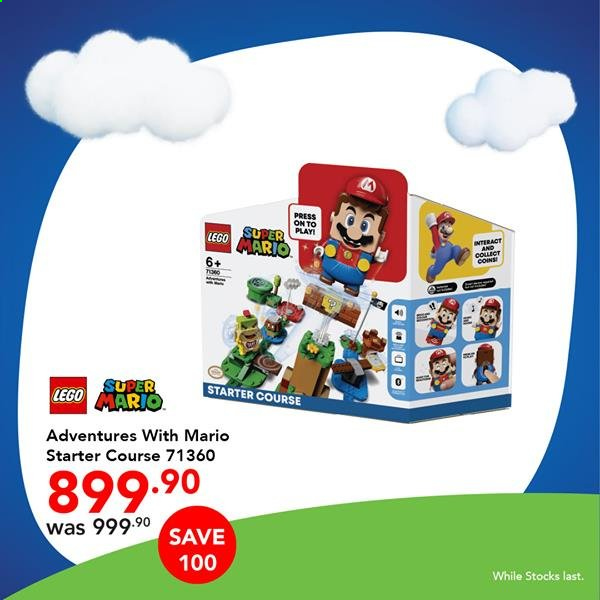 Toys R Us catalogue  - 09.29.2020 - 10.04.2020 - Sales products - lego. Page 1.