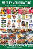 Food Lover's Market catalogue  - 10.23.2020 - 10.25.2020.