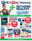 Pick n Pay catalogue  - 11.09.2020 - 01.03.2021.