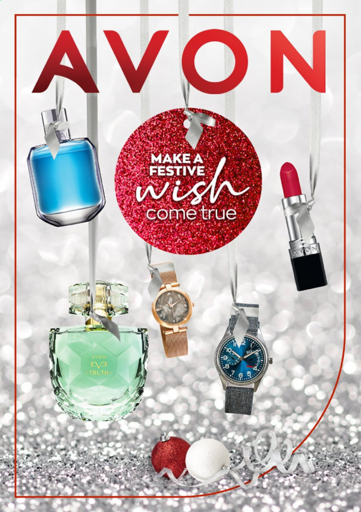 Avon catalogue  - 11.13.2020 - 11.30.2020 - Sales products - Avon. Page 1.