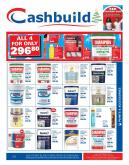 Cashbuild catalogue  - 11.23.2020 - 01.24.2021.