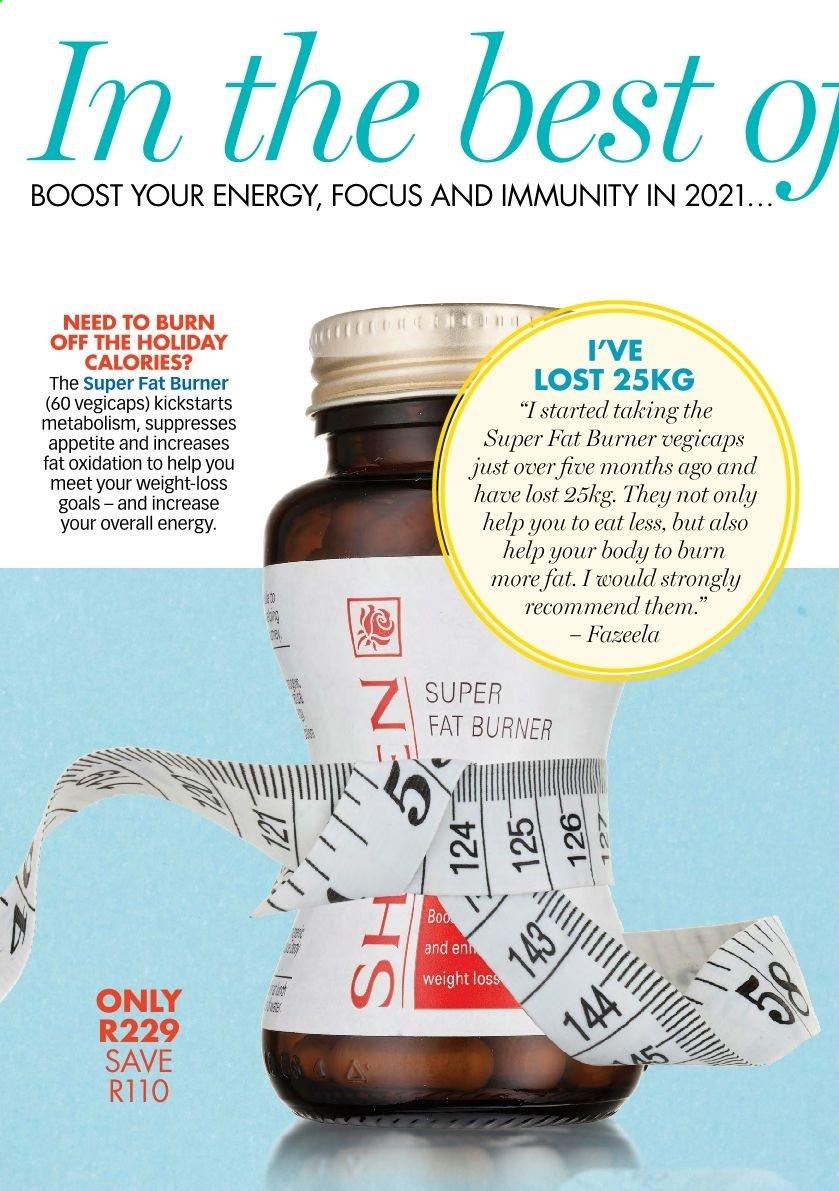 super burner fat sh zen poți să pierzi greutatea pe klonopin