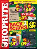 Catalogue Shoprite