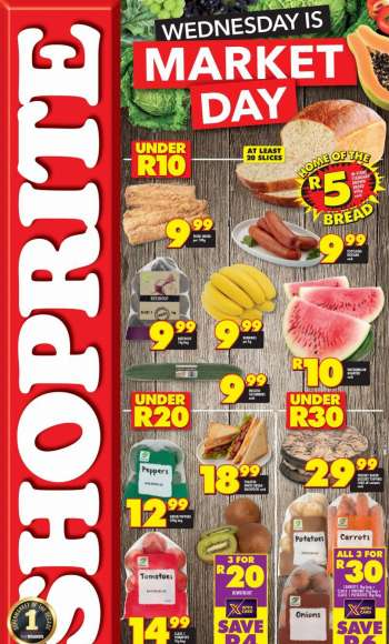 Shoprite catalogue  - 01.27.2021 - 01.27.2021.