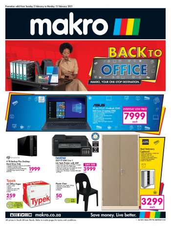Makro catalogue  - 02.02.2021 - 02.15.2021.