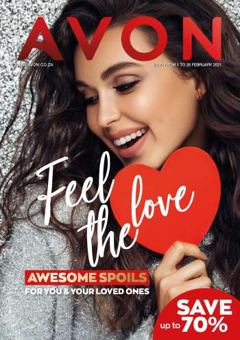 Avon catalogue  - 02.01.2021 - 02.28.2021.