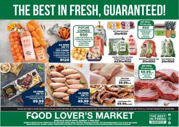 Food Lover's Market catalogue  - 02.03.2021 - 02.07.2021.