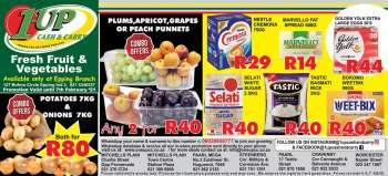1UP Cash & Carry catalogue  - 02.05.2021 - 02.07.2021.