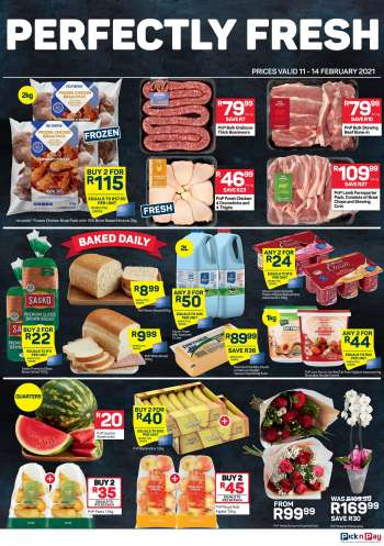 Pick n Pay catalogue  - 02.11.2021 - 02.14.2021.