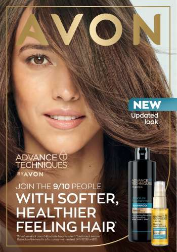 Avon catalogue  - 02.11.2021 - 02.28.2021.