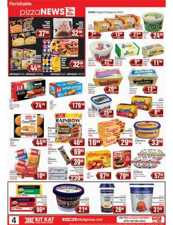 Kit Kat Cash & Carry catalogue  - 02.11.2021 - 05.12.2021.