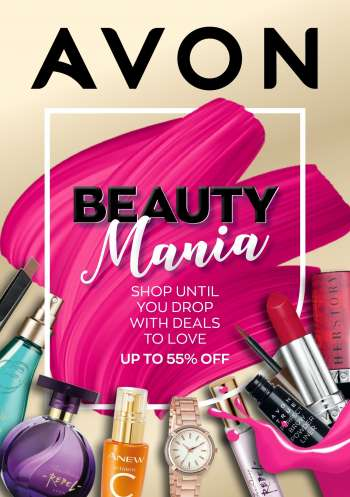 Avon catalogue  - 02.18.2021 - 02.28.2021.