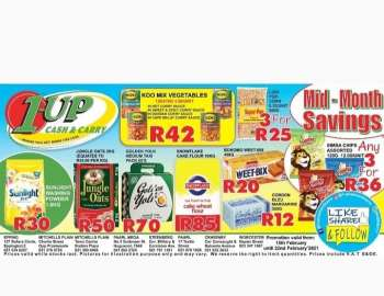 1UP Cash & Carry catalogue  - 02.15.2021 - 02.22.2021.