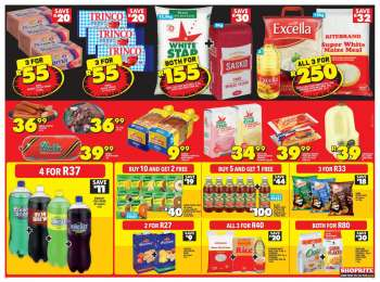 Shoprite catalogue  - 02.22.2021 - 03.07.2021.