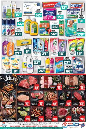 Take n Pay catalogue  - 02.23.2021 - 02.28.2021.