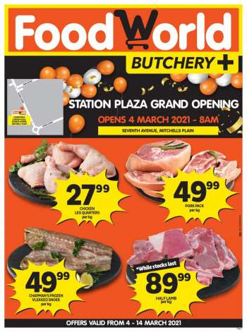 Shoprite catalogue  - 03.04.2021 - 03.14.2021.