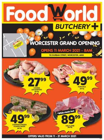 Shoprite catalogue  - 03.11.2021 - 03.21.2021.