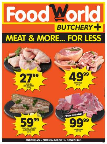 Shoprite catalogue  - 03.15.2021 - 03.21.2021.