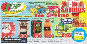1UP Cash & Carry catalogue  - 03.15.2021 - 03.23.2021.
