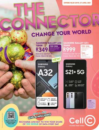 Cell C catalogue
