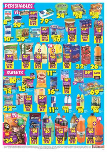 Shoprite catalogue  - 03.22.2021 - 04.11.2021.