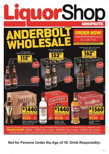 Shoprite catalogue  - 03.24.2021 - 04.11.2021.