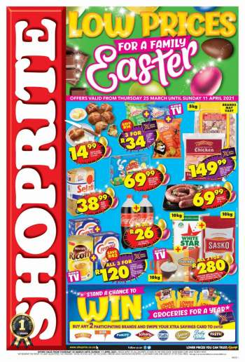 Shoprite catalogue