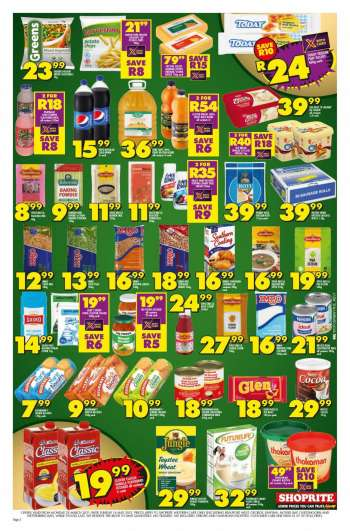 Shoprite catalogue  - 03.29.2021 - 05.16.2021.