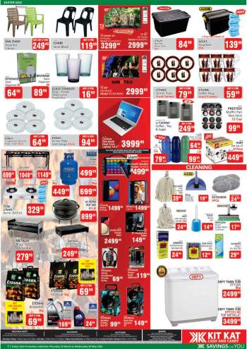 Kit Kat Cash & Carry catalogue  - 03.25.2021 - 05.26.2021.