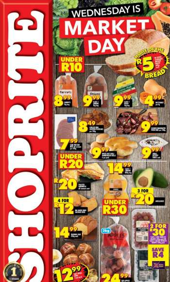 Shoprite catalogue  - 03.31.2021 - 03.31.2021.