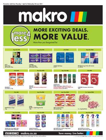 Makro catalogue