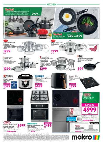 Makro catalogue  - 04.04.2021 - 04.19.2021.