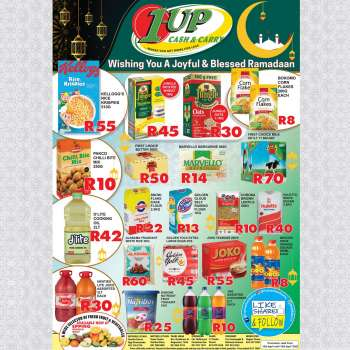 1UP Cash & Carry catalogue  - 04.13.2021 - 04.19.2021.